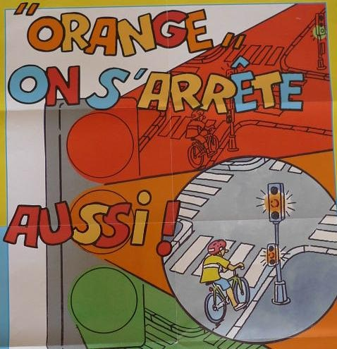 orange on s arrete