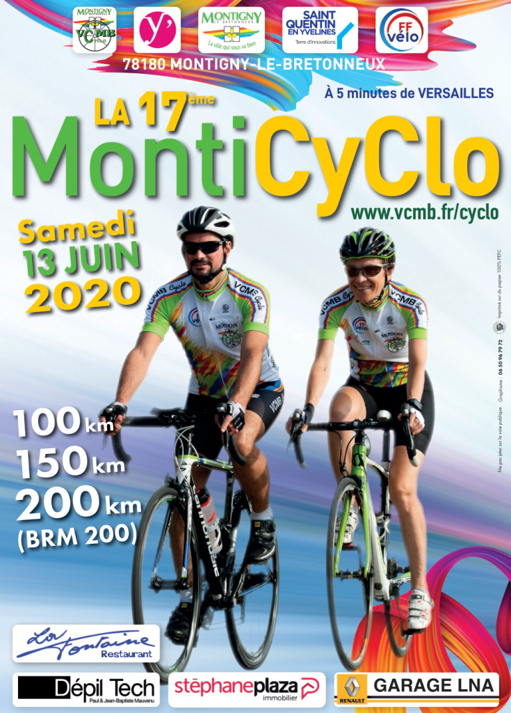 vcmb monticyclo affiche